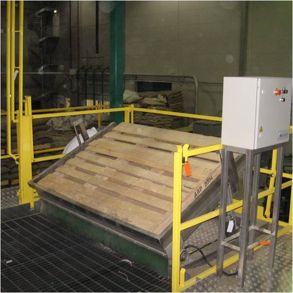 VARIOGATE Safety Pallet Gate Vario 180